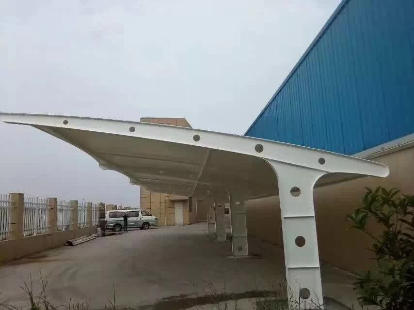 上海帮安膜接构工程公司,生产主线:膜接构停车棚,电瓶车充电桩.....