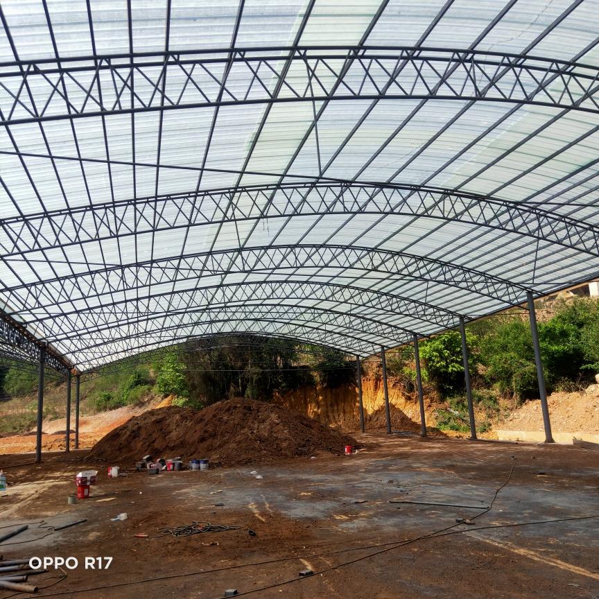 宏钢钢结构专业承接各类:钢结构,彩钢瓦,活动房,物流城,快递.....